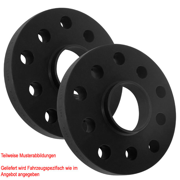 H/&R SV 30mm 30245715 Opel Ascona B Spurverbreiterung Spurplatten